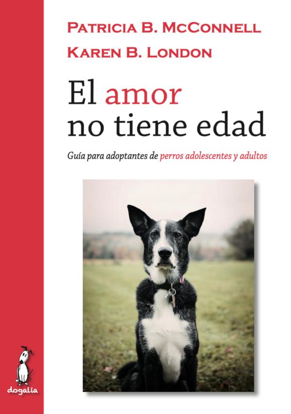 El amor no tiene edad. Guía para adoptantes de perros...