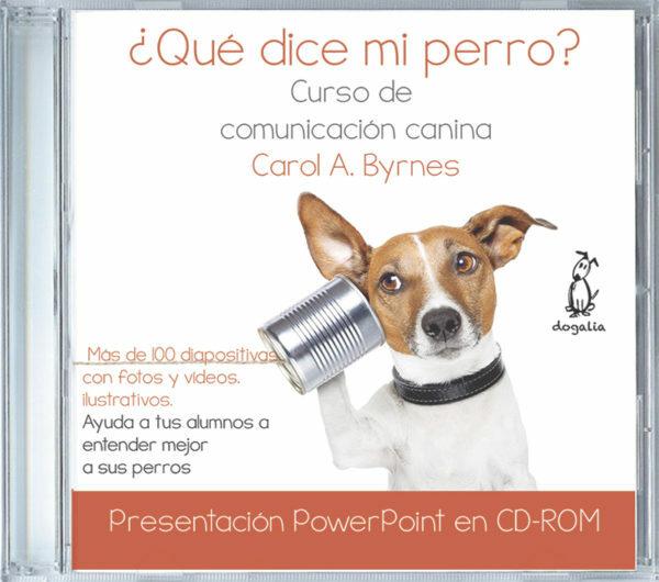 ¿Qué dice mi perro? Curso de comunicación canina